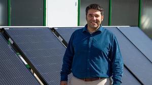 Alejandro del Amo, fundador de Abora Solar