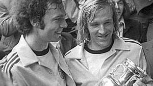 Beckenbauer lideró la mejor generación de la historia de Alemania.