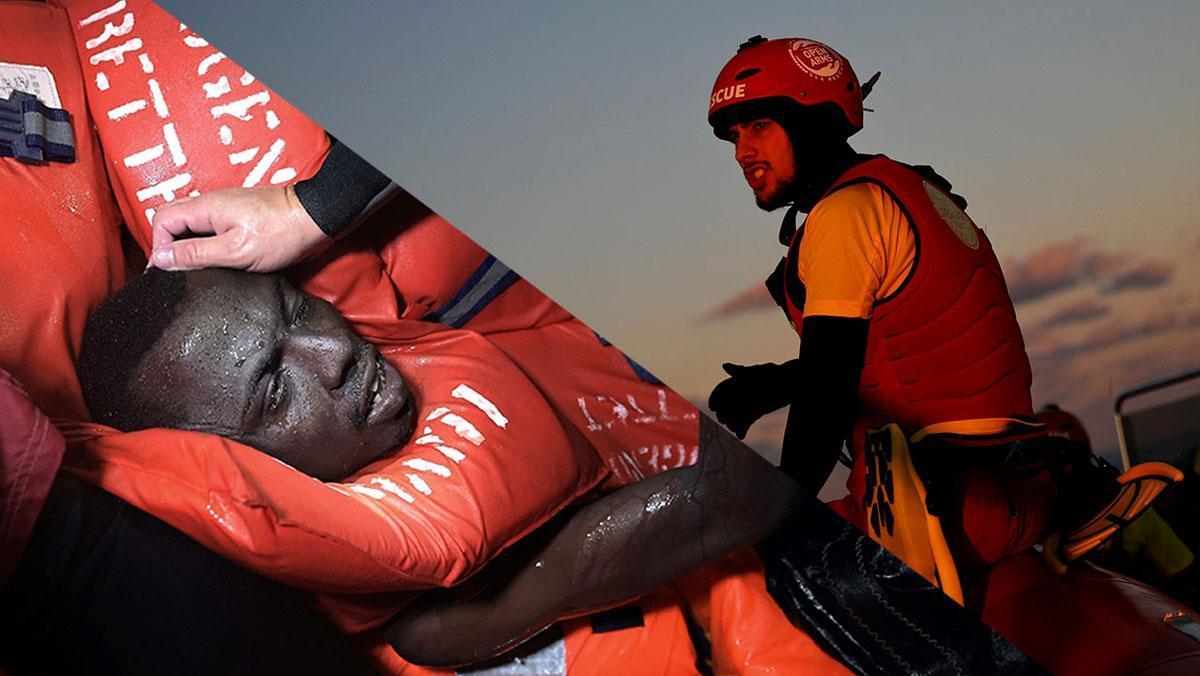 Italia detiene el barco de Proactiva Open Arms acusándolo de 'promover la inmigración'.