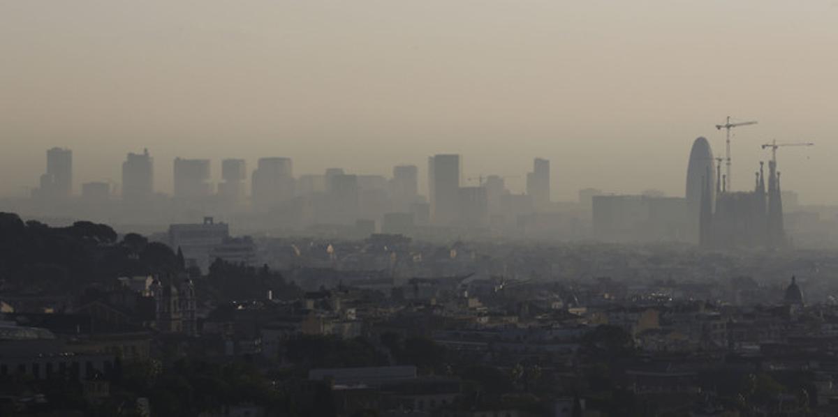 Ultimátum a España por la contaminación en Barcelona, Vallès-Baix Llobregat y Madrid
