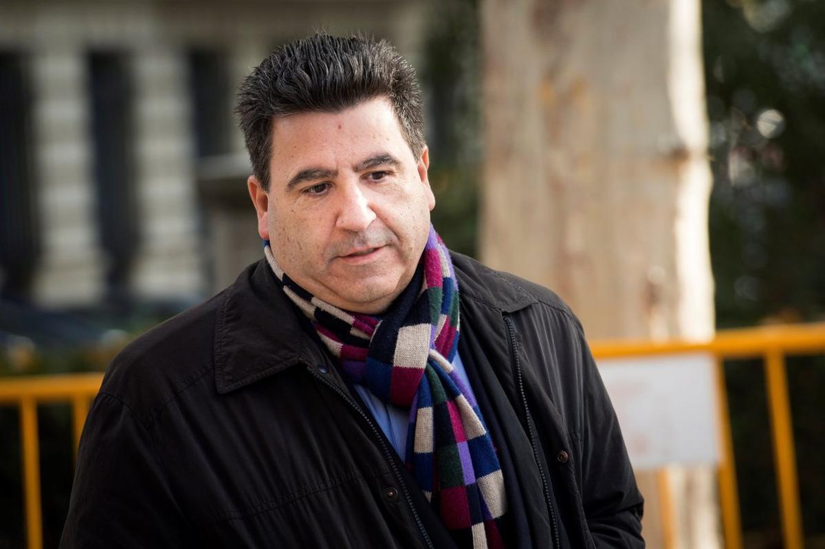 El cerebro del 'caso Púnica', David Marjaliza.