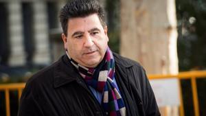 GRAF9076  MADRID   30 11 2018 - David Marjaliza acude a declarar como testigo en el juicio de la caja B de la contabilidad B del PP  esta manana en la Audiencia Nacional  EFE Luca Piergiovanni