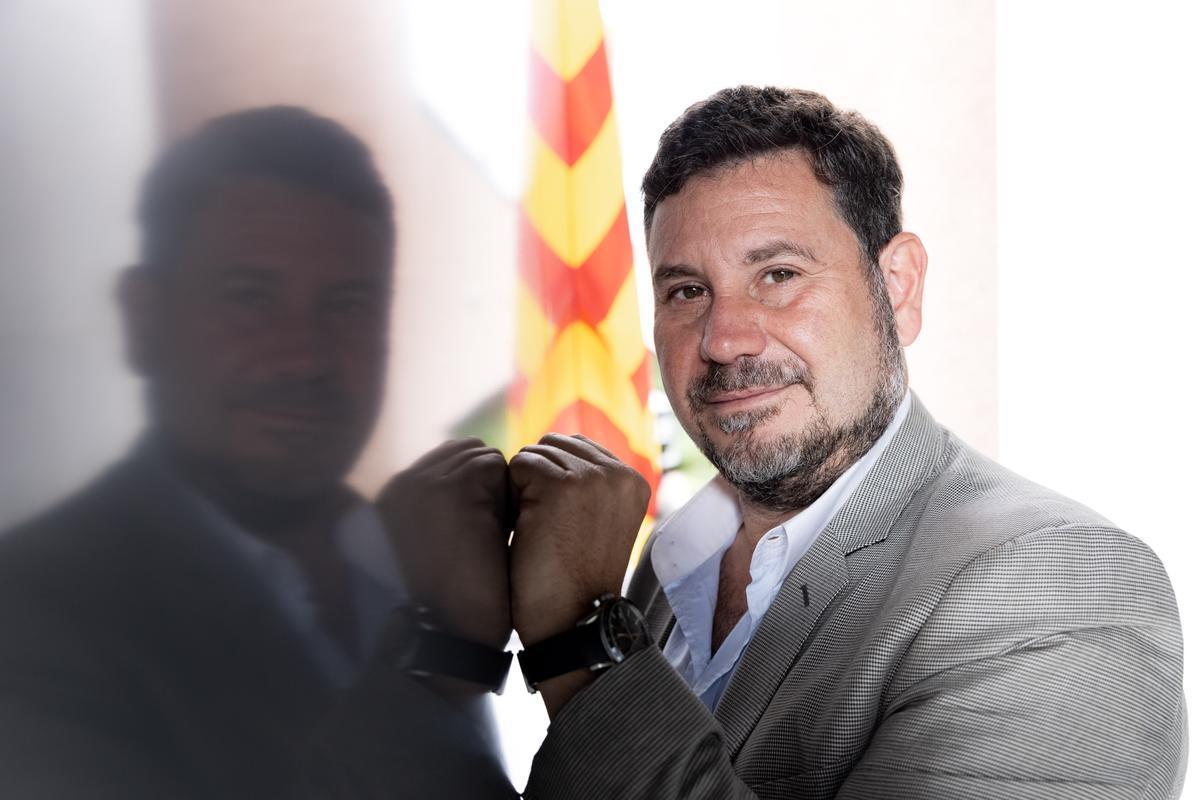 Entrevista a Eduard Romeu, vicepresidente económico del FC Barcelona.