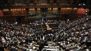 Escàndol a Itàlia perquè cinc diputats van rebre ajuts Bonus Covid