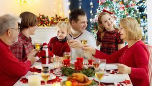 La festa arriba a taula per Nadal