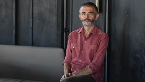 Philipe Lançon, en Barcelona, este martes.