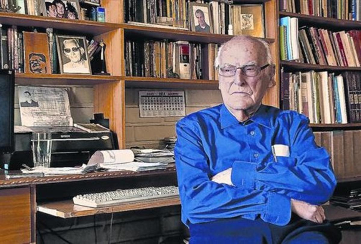 Víctor Pey: «El lucro no lo es todo; por él no se llega a la felicidad»