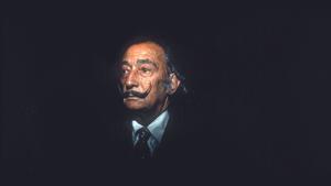 El pintorSalvador Dalí.