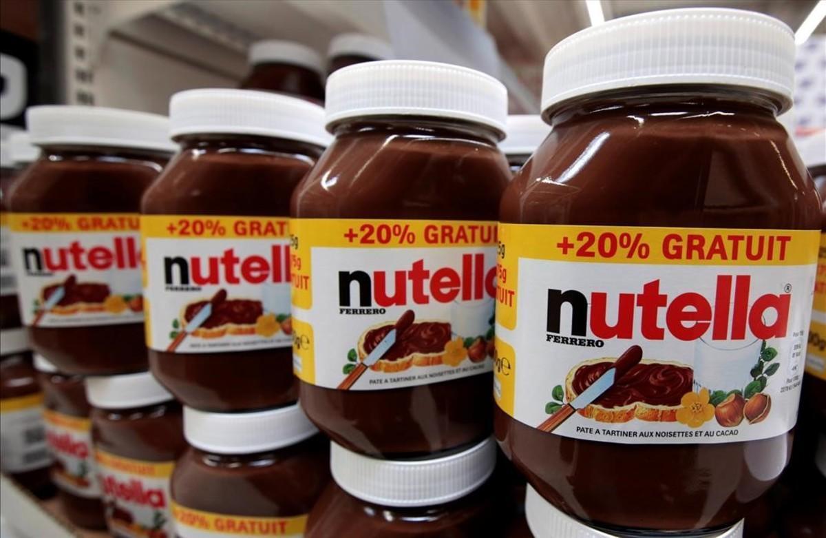 El Fabricante De Nutella Defiende El Aceite De Palma