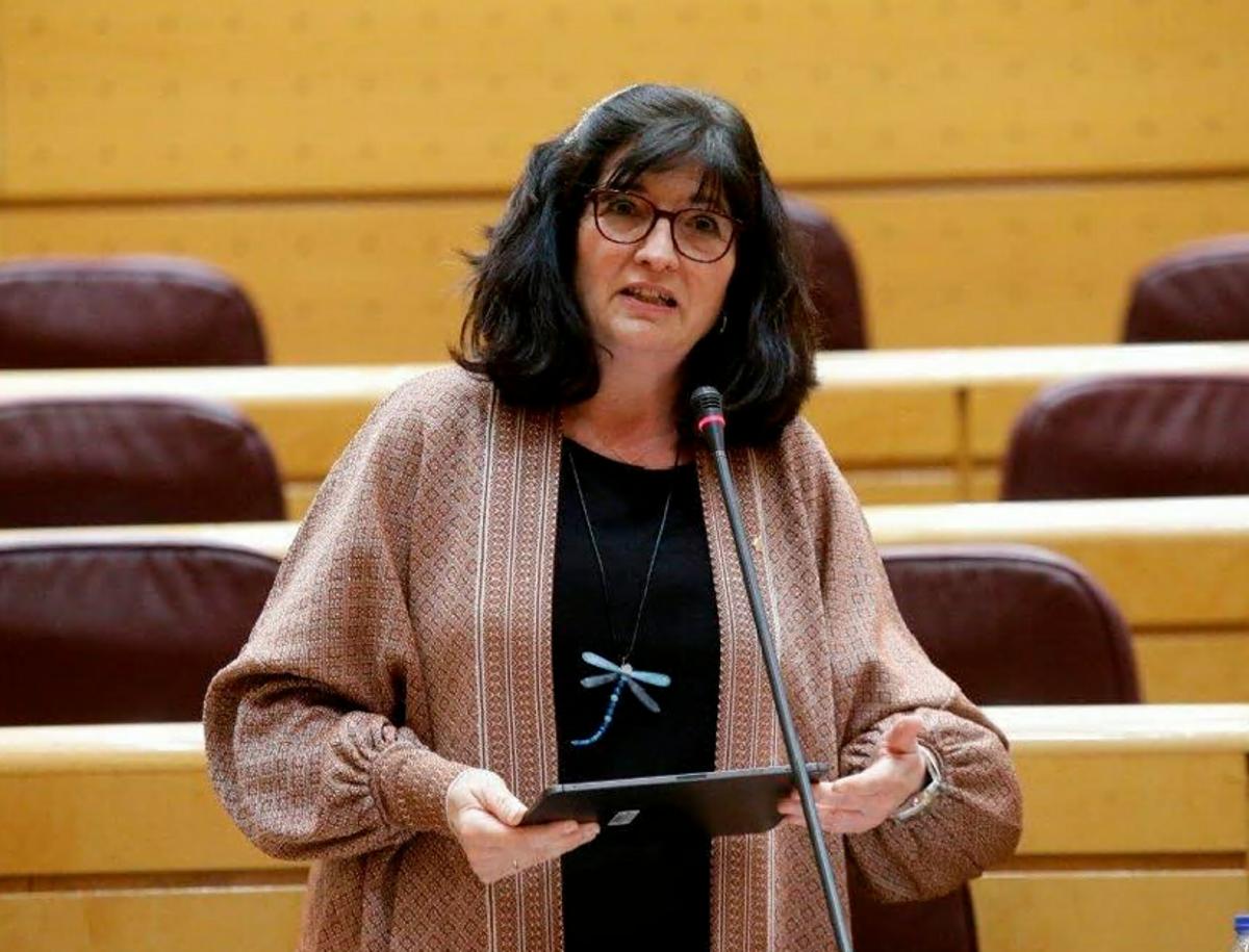 Pilar González, en una imagen de archivo.