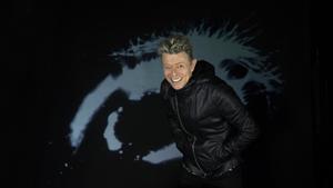 David Bowie, en una de sus últimas imágenes.