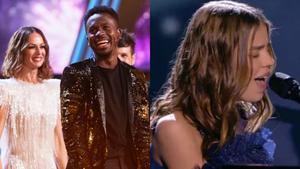 La final de 'La Voz' en Antena 3 lidera la noche con récord y gana a la de 'Idol Kids' en Telecinco