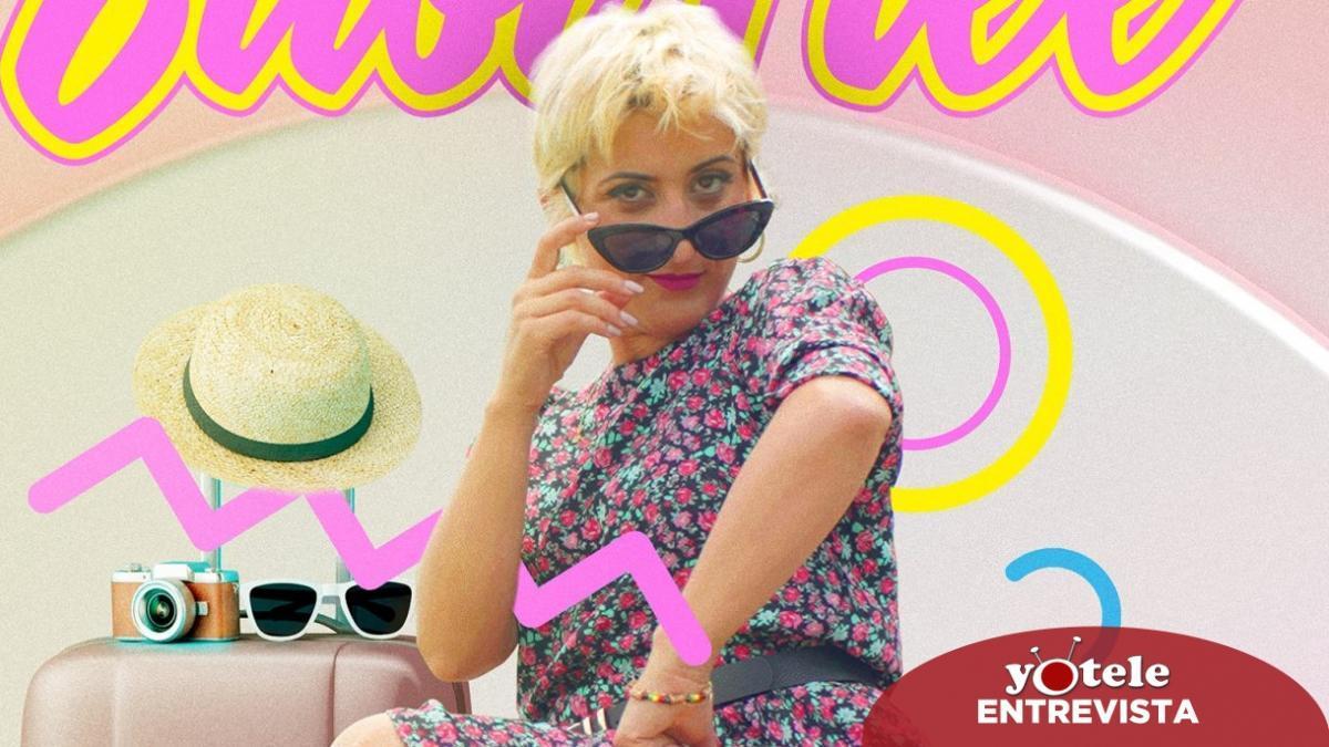 Susi Caramelo en el cartel de 'Susi free', su nuevo programa en Movistar+.