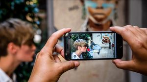 Els grafitis prenen vida a Barcelona