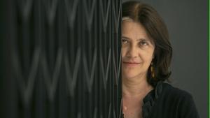 La escritora Rosa Ribas.