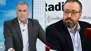 """Xabier Fortes responde a una feroz crítica de Girauta a TVE: """"Llamarnos nazis sobrepasa todo lo tolerable"""""""