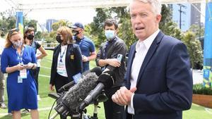 El director de l'Obert d'Austràlia, està «segur» que es podrà disputar el torneig