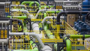 La dessalinitzadora del Prat augmenta la seva producció al 50% per contrarestar la sequera
