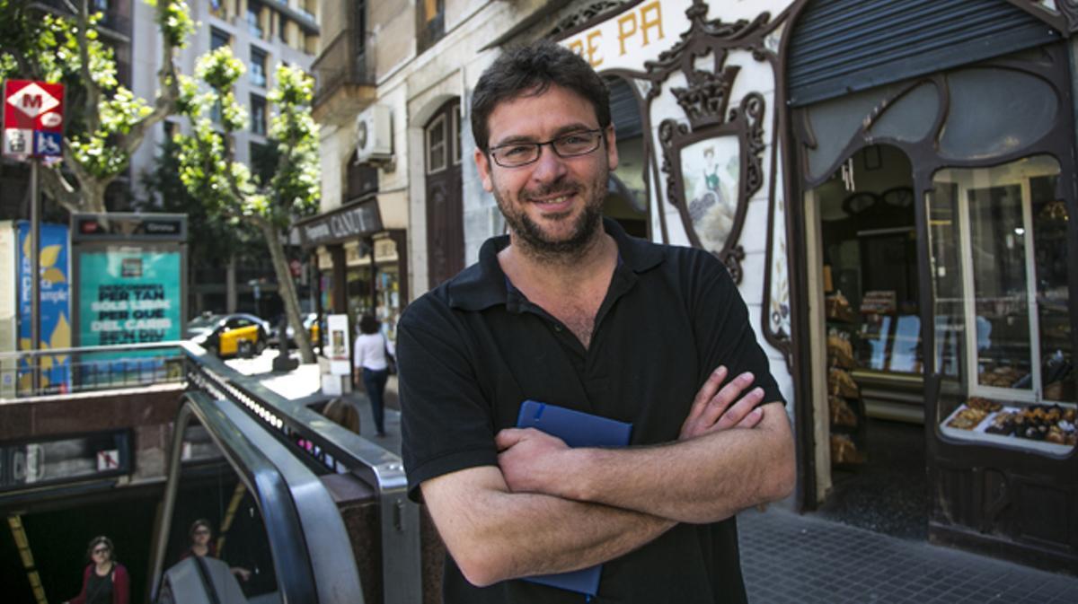 Entrevista con Albano Dante Fachin, candidato a las primarias de Podem