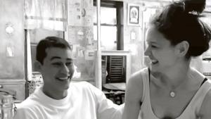 Katie Holmes i el seu novio  el xef Emilio Vitolo Jr  instagram