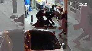 La policía local de Lloret investiga la actuación de unos agentes durante la detención de un ladrón.