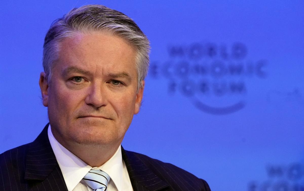 Mathias Cormann, elegido como nuevo secretario general de la OCDE.
