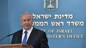 Israel s'acomiada de Netanyahu amb un govern de difícil unitat