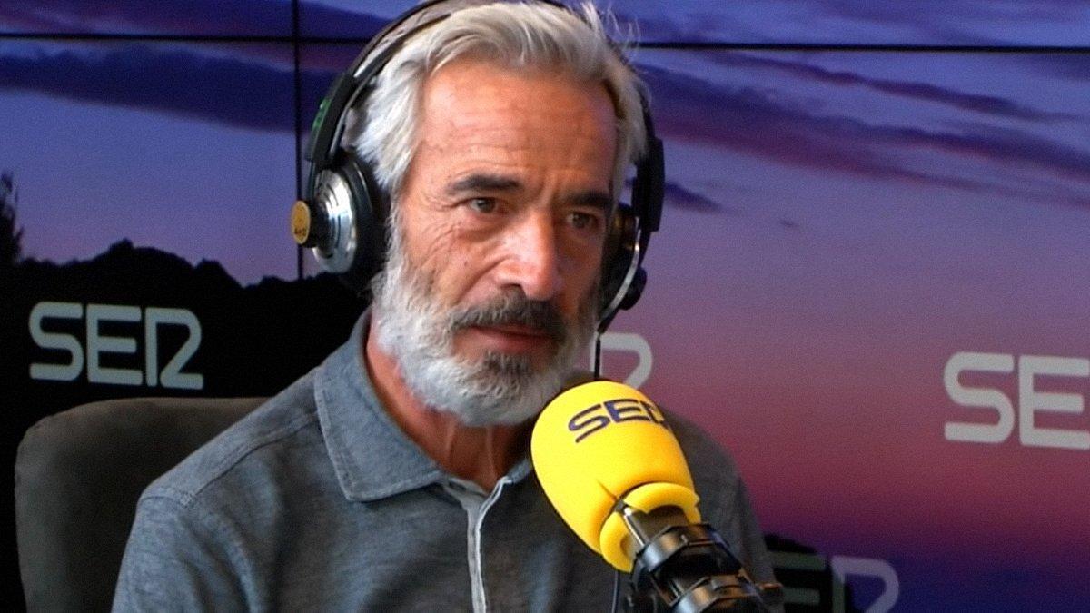 """Imanol Arias: """"Mi gran éxito en 'Cuéntame' ha sido también mi gran tragedia"""""""