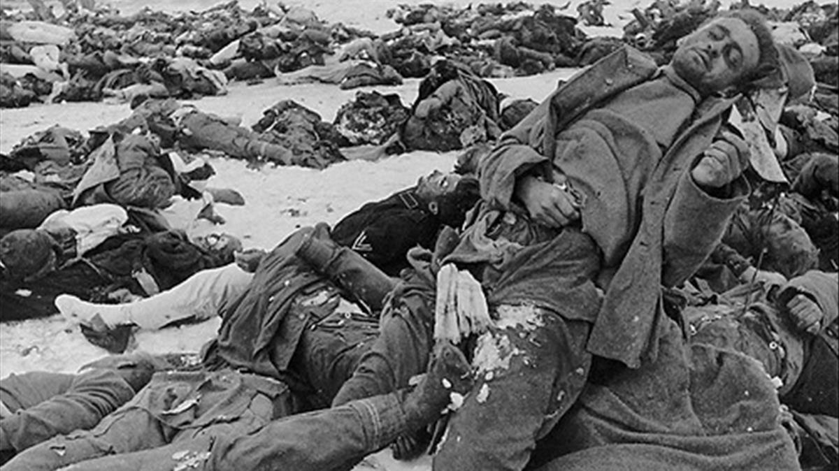 Voces desde el infierno de Stalingrado