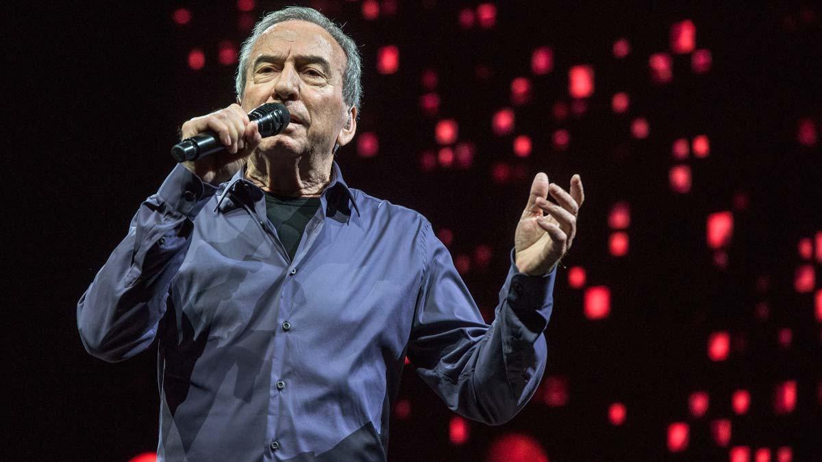 Concierto de José Luis Perales en Cap Roig.