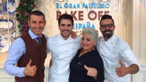 Amazon Prime Video prepara una edició amb famosos de 'Bake off', el 'talent' de rebosteria que va emetre Cuatro