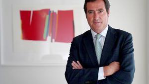 Garamendi força Jorge Marichal a abandonar l'executiva de la CEOE