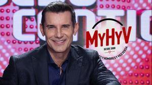 """Jesús Vázquez cuenta cómo recibió la propuesta para presentar 'MYHYV': """"Me quedé sorprendido"""""""