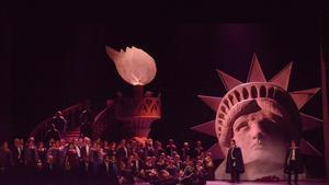 'Un ballo in maschera' de Verdi, que inaugurará la temporada del Real