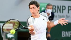 Carla Suárez s'acomiada amb gran honor de Roland Garros