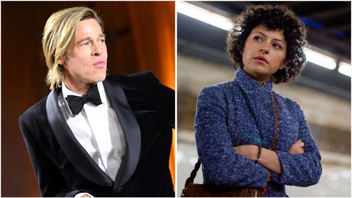 Alia Shawkat, ¿la nova 'nòvia' de Brad Pitt?