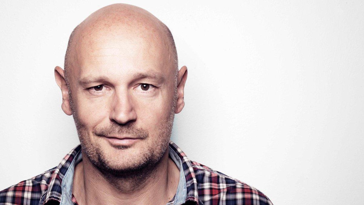 El escritor noruego Erlend Loe