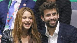 Shakira i Gerard Piqué aterren a Barcelona després de les seves vacances estivals