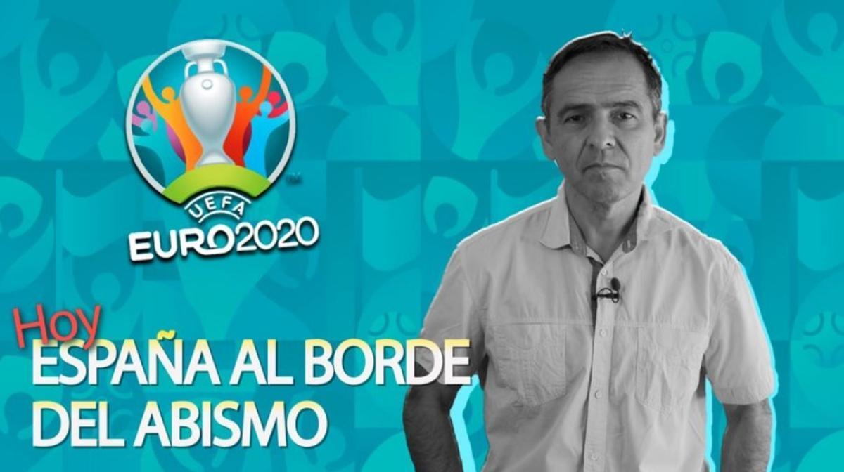 España, al borde del abismo, el vídeo análisis de Marcos López