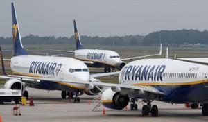 Ryanair se'n desdiu i nega que el retard en els Boeing causés el tancament de bases
