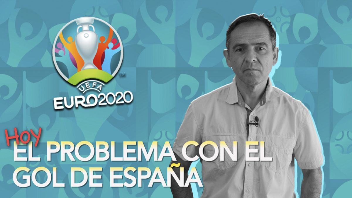 Vídeo análisis de Marcos López. La falta de gol de España