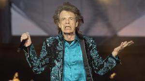Mick Jager, en su actuación el pasado 29 de junio.