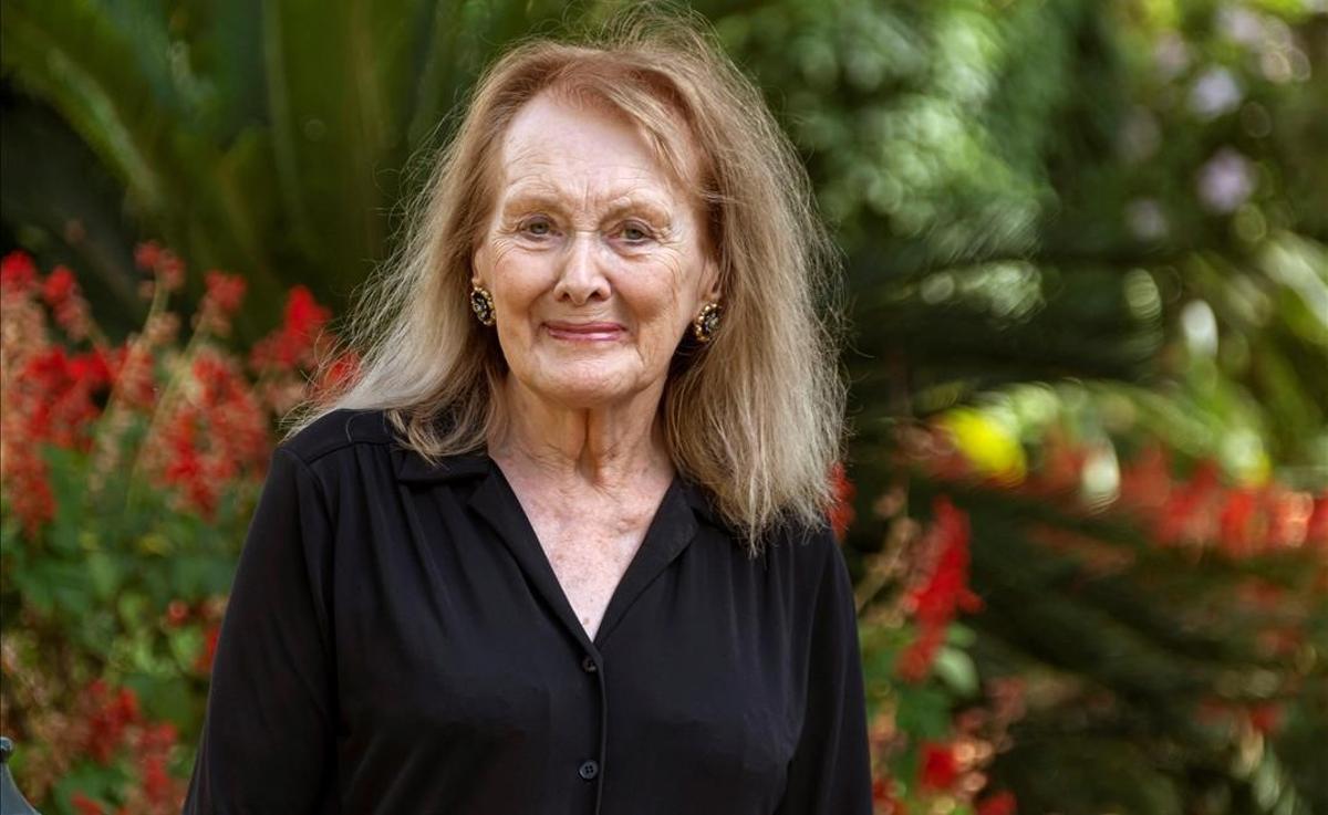 La escritora francesa Annie Ernaux, premio Formentor del 2019.