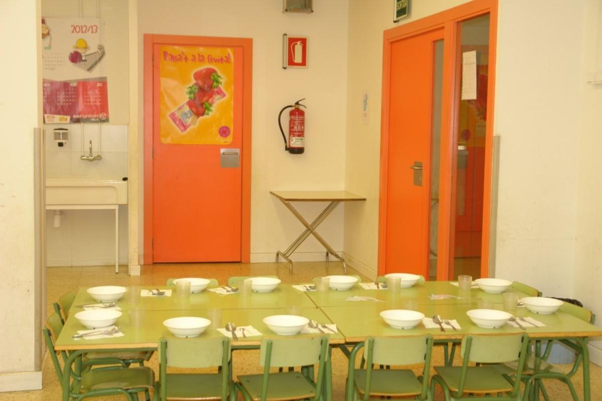 La demanda de becas comedor en el Baix Llobregat crece y supera las 13.600 solicitudes
