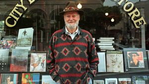En el adiós a Lawrence Ferlinghetti