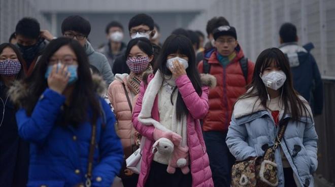 Un foco de covid en 11 provincias de China activa todas las alarmas