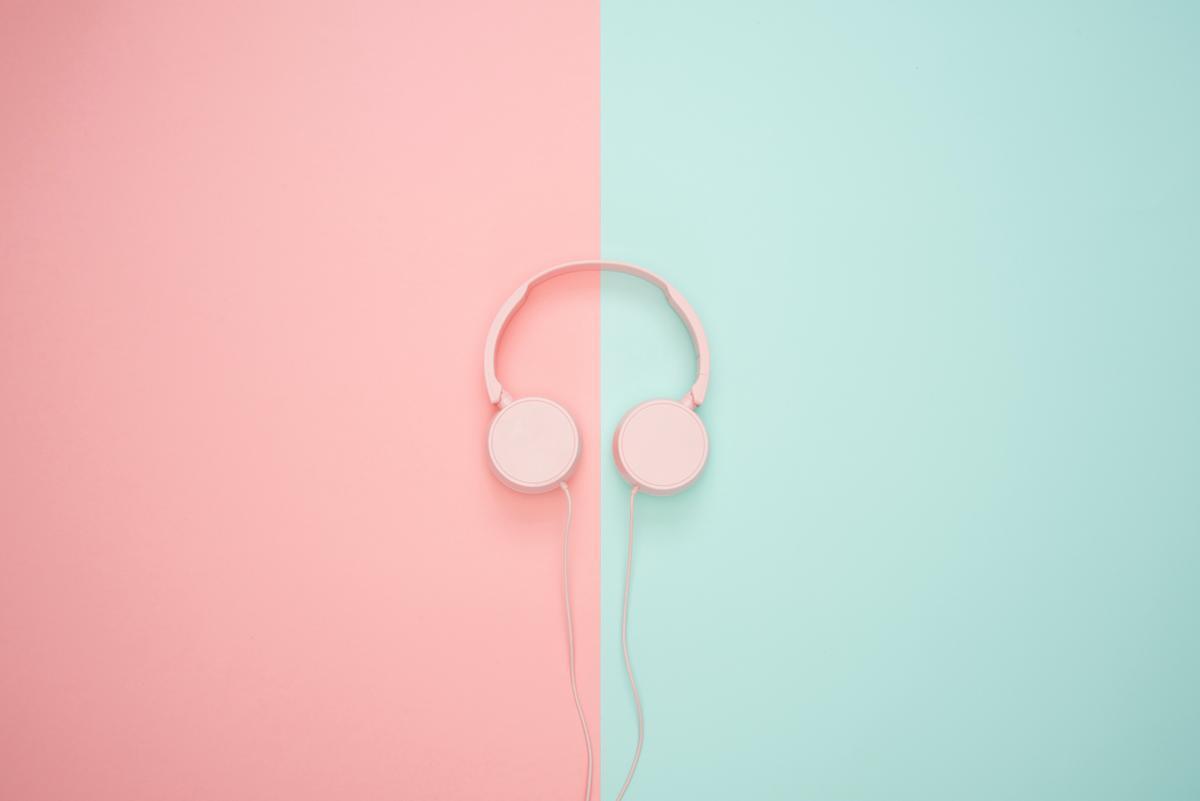 Auriculares para evadirse con sonidos