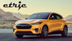 Ford revoluciona el cotxe elèctric amb el Mustang Mach-E