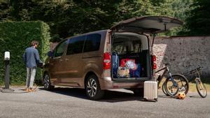El Citroën ë-SpaceTourer llega a España con todas las ventajas de la movilidad 100% eléctrica