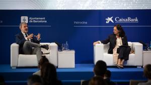 Collboni: «Barcelona té els elements per sortir guanyadora de la crisi»